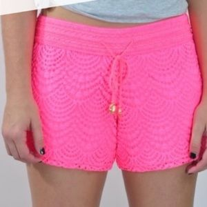 Lilly pulitzer Claudette shorts